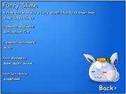 Furry slime bunny