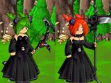 Dark Gown