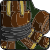 EBF5 Arm Genji Armor
