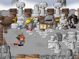 Epic Battle Fantasy 4 Battle Mountain Map/N1