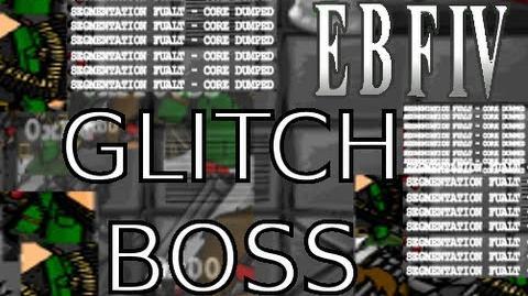 Epic Battle Fantasy 4 Glitch Boss ??? guide