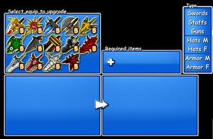 Forging Swords EBF3
