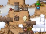 Epic Battle Fantasy 4 Battle Mountain Map/N2