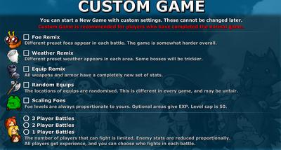 EBF5 Custom Game