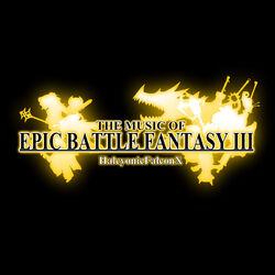 EBF3 music cover
