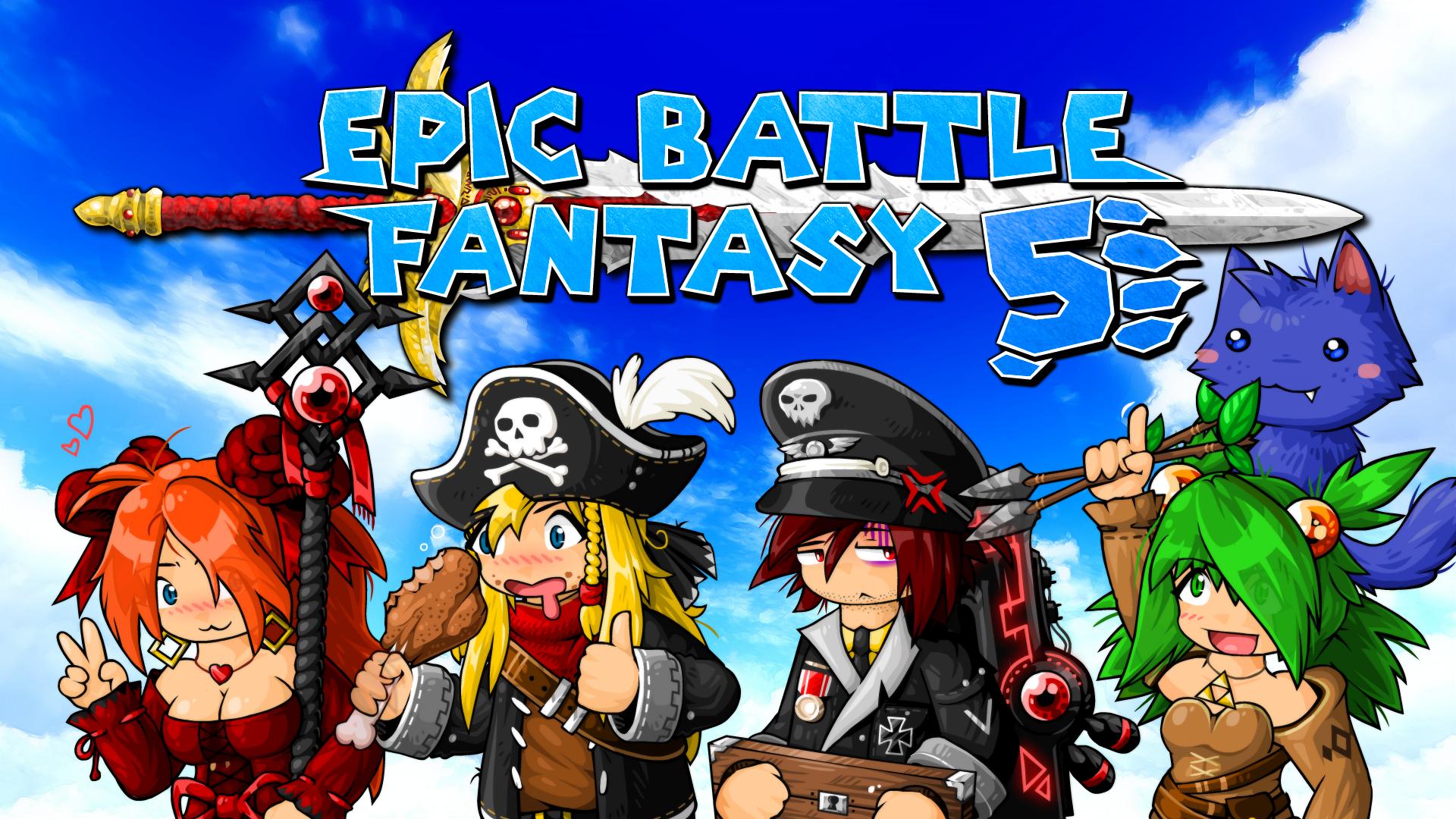 Epic Battle Fantasy 5 | Epic Battle Fantasy Wiki | FANDOM