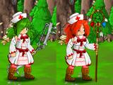 White Mage Dress