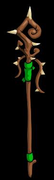 Druid Staff 5