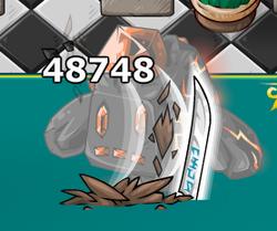 EBF5 Undead Blade