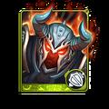 Great Warrior Card