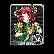 Demon Rogue Card