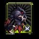 Wolf Lord Nanris Card