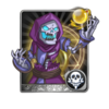 Skeleton Warlock Card