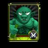 Orc Rogue Card