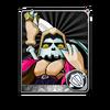 Undead Warrior Card
