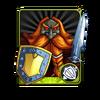 Dwarf Warrior Card