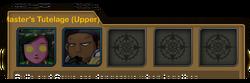 Master's Tutelage (Upper) Rare