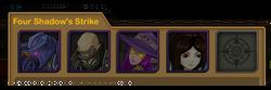 Four Shadow's Strike Epic