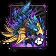 Raven God Card
