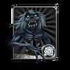 Grey Ghoul Card