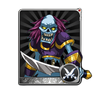 Undead Rogue Card