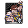 Thornboar Warlock Card