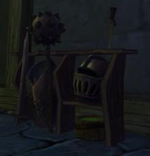 Inert Armor Set
