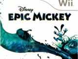 Epic Mickey/Gallery