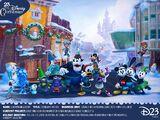 D23 Christmas Poster