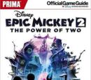 Epic Mickey 2: The Power of Two Official Game Guide