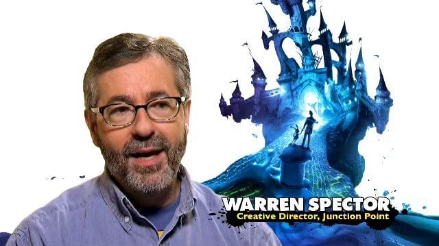 Behind-The-Scenes Video - Disney Epic Mickey 2 The Power of Two