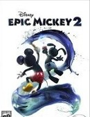 Epic Mickey Cover 2