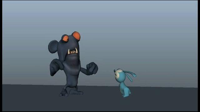 Justin Freeden - 3D Character Animation Reel - Vimeo