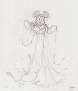 Mickey hover
