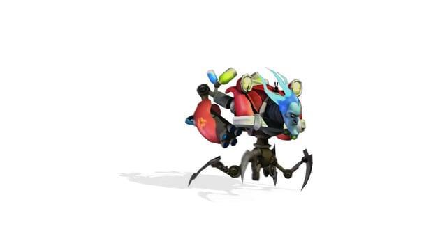 BeetleworxTanker Walk StartAndStop
