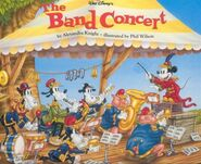 The band concert book