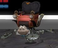 Unused Mr. Toad Spinner