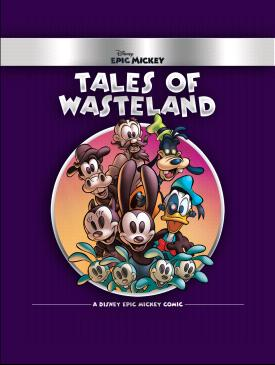 epic mickey tales of wasteland read online