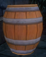 Paint Barrel