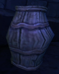 Inert Barrel