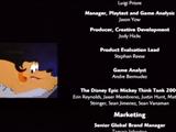 The Disney Epic Mickey Think Tank 2004