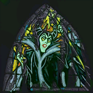 Maleficent window
