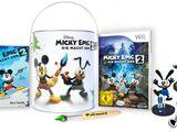 Disney Micky Epic 2: Die Macht Der 2 Collector's Edition