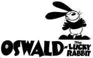 Oswald the Lucky Rabbit banner
