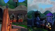 Epic mickey 2 screenshot 2