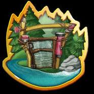 The Adventurous Life Pin
