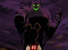 Phantom blot epic mickey