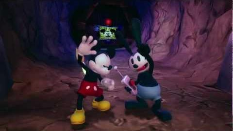 Disney Epic Mickey 2 The Power of Two -- E3 Trailer
