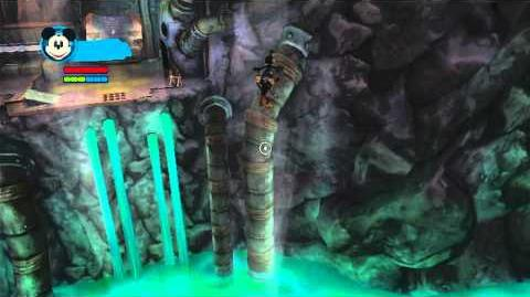 Epic Mickey 2 The Power Of Two - PSV - 01-2. Main Street South, The Underground