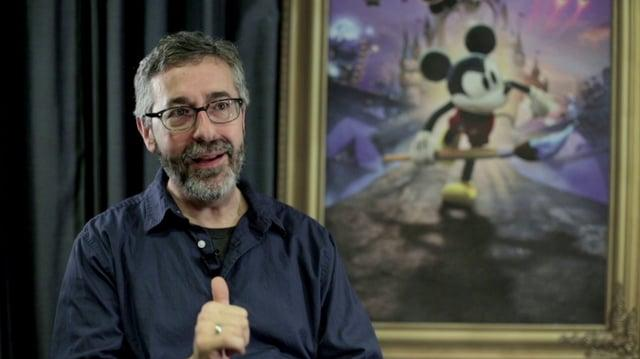 Spotlight Epic Mickey 2's Warren Spector